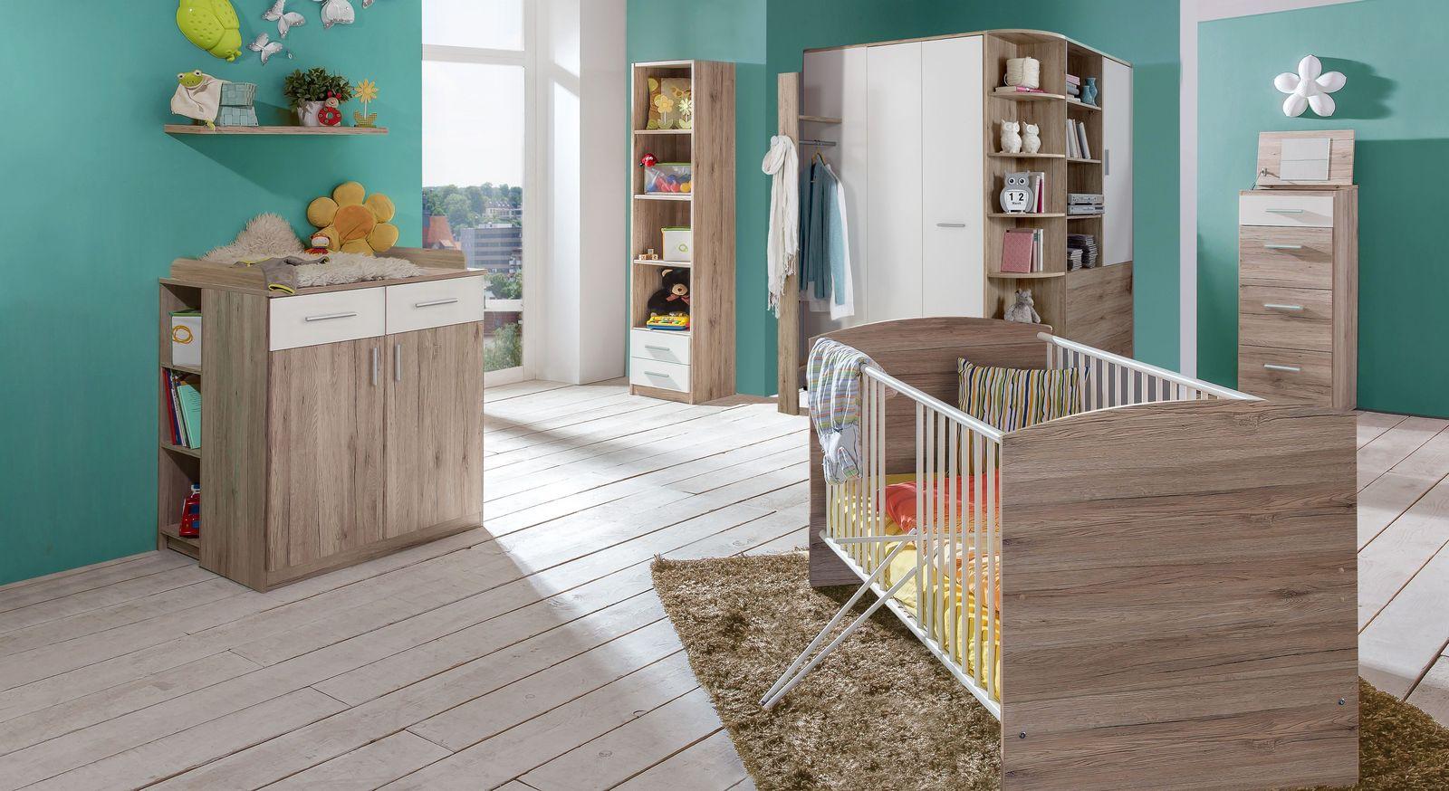 Babyzimmer Zagra mit preiswerten Möbeln