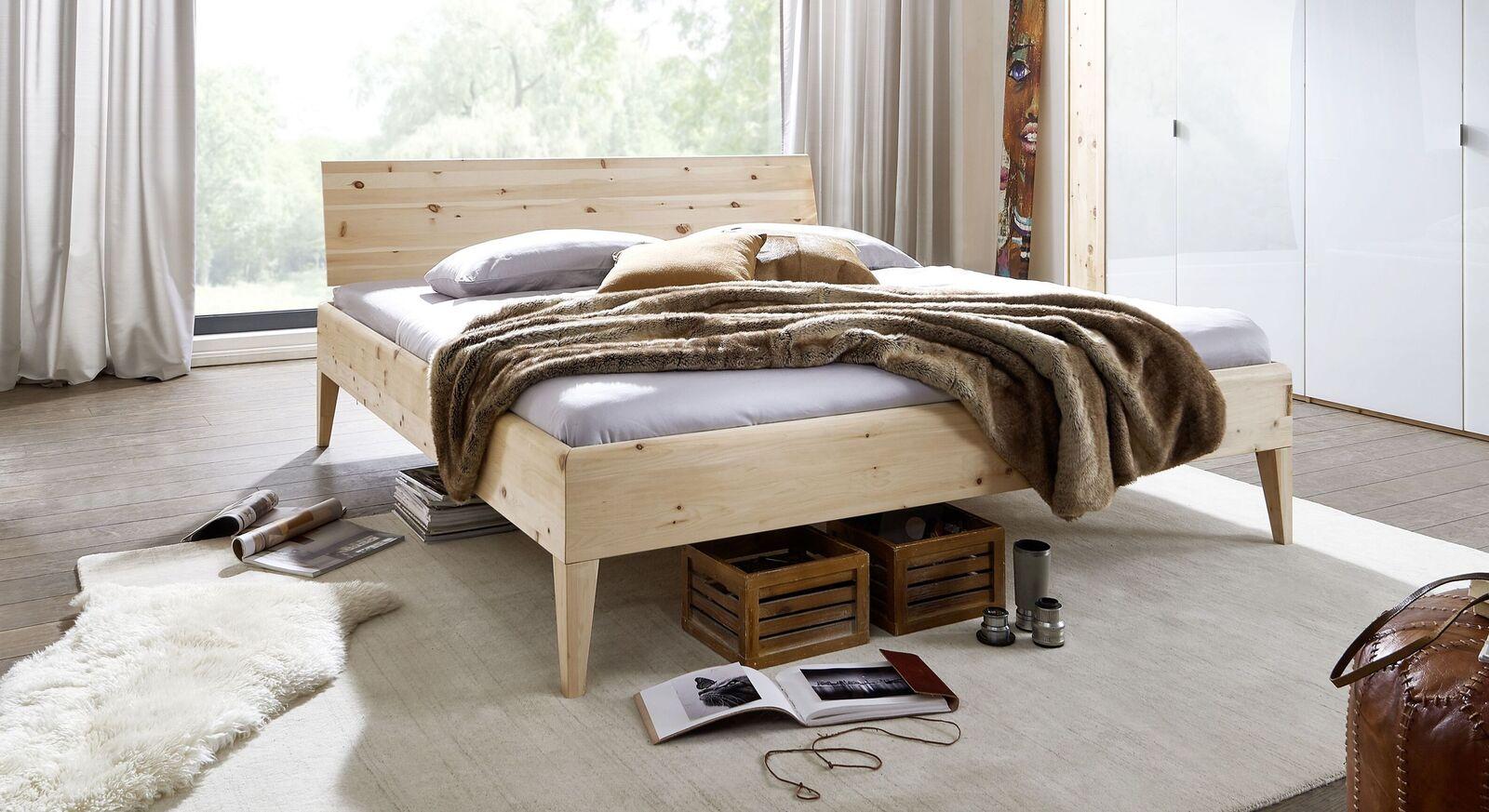 Bett Alistra Komfort mit hohem Einstieg