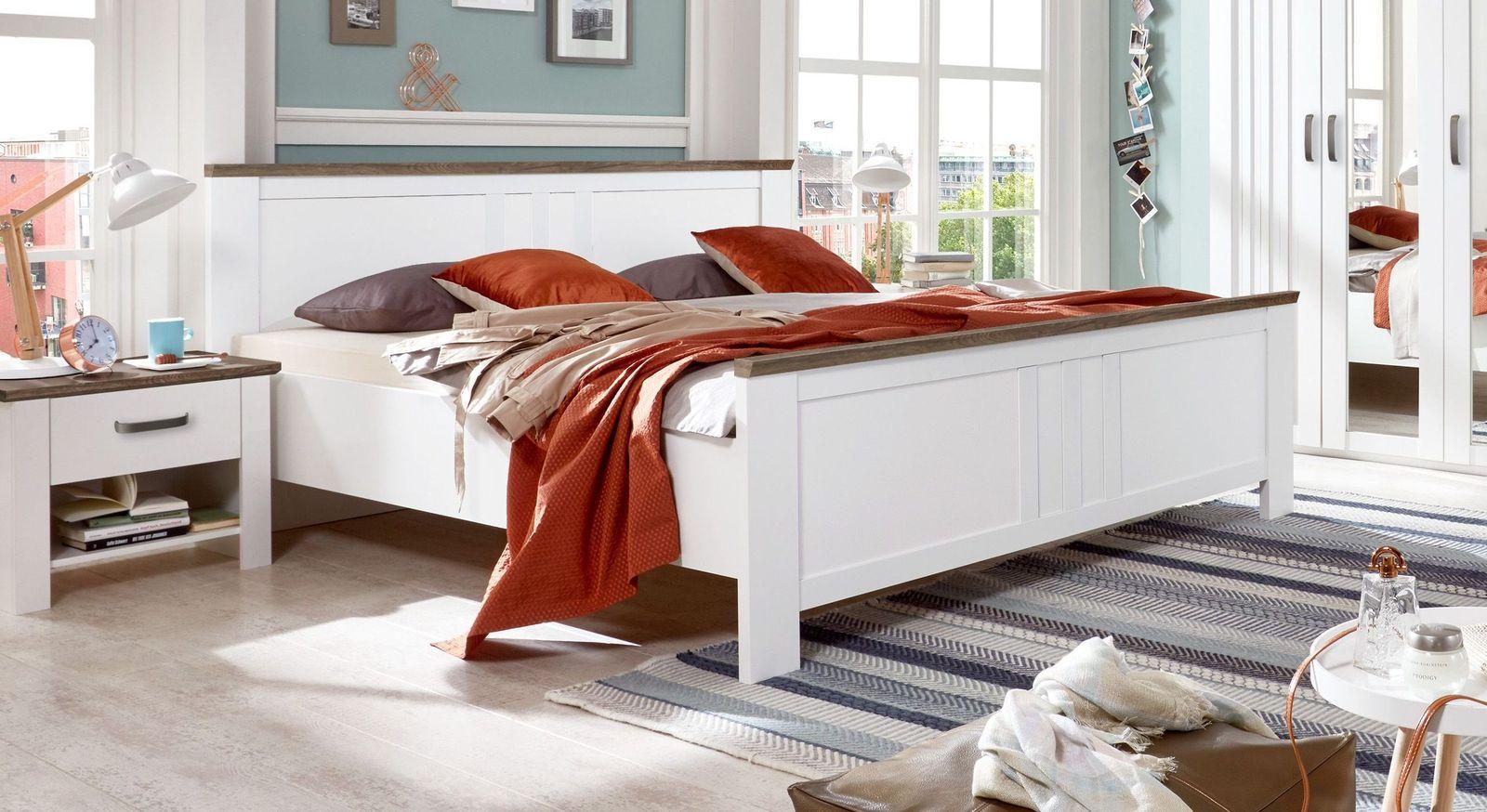 wei bett 140x200 preisvergleich die besten angebote. Black Bedroom Furniture Sets. Home Design Ideas