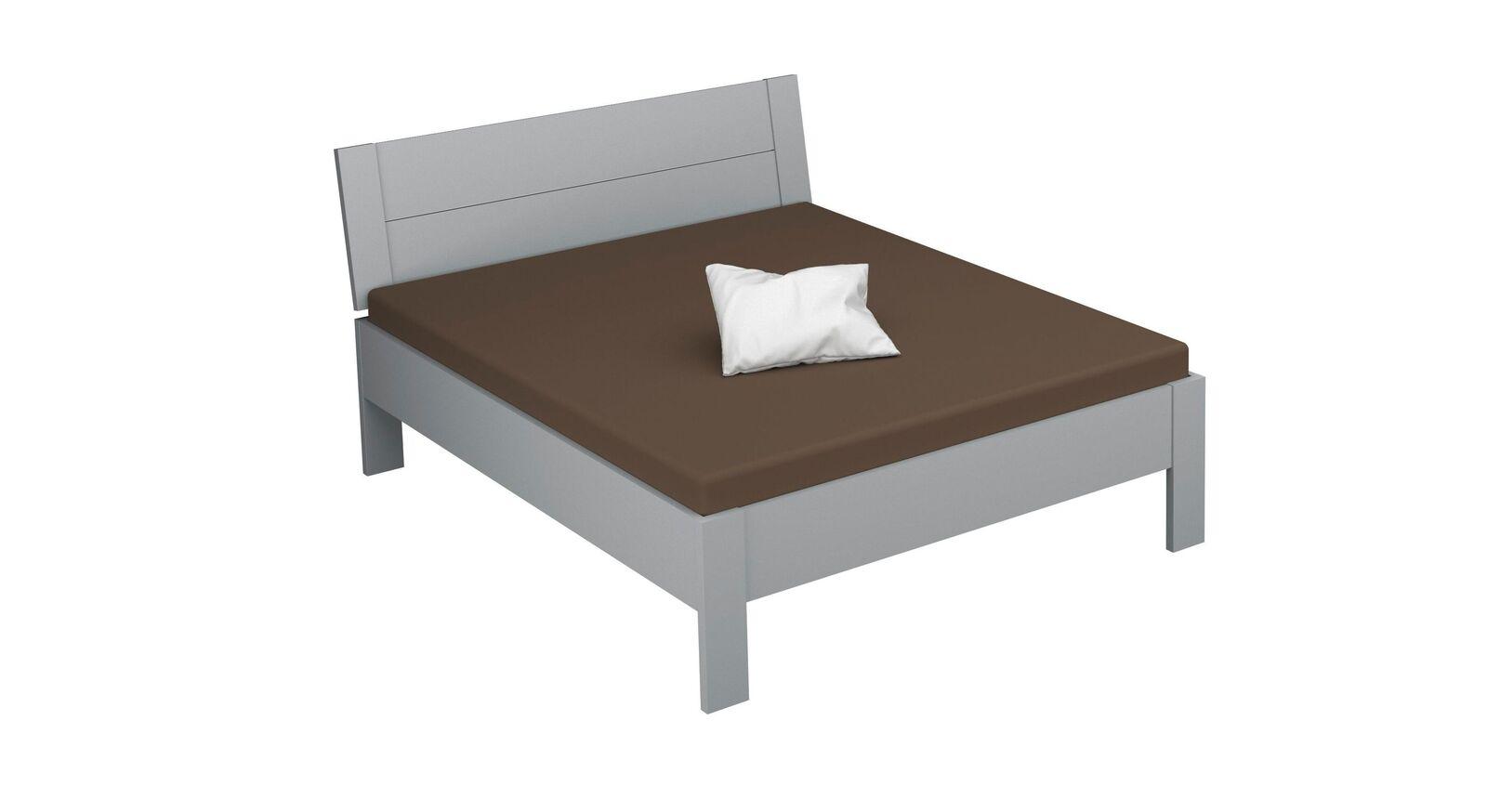 Bett Burana in 160 cm Breite