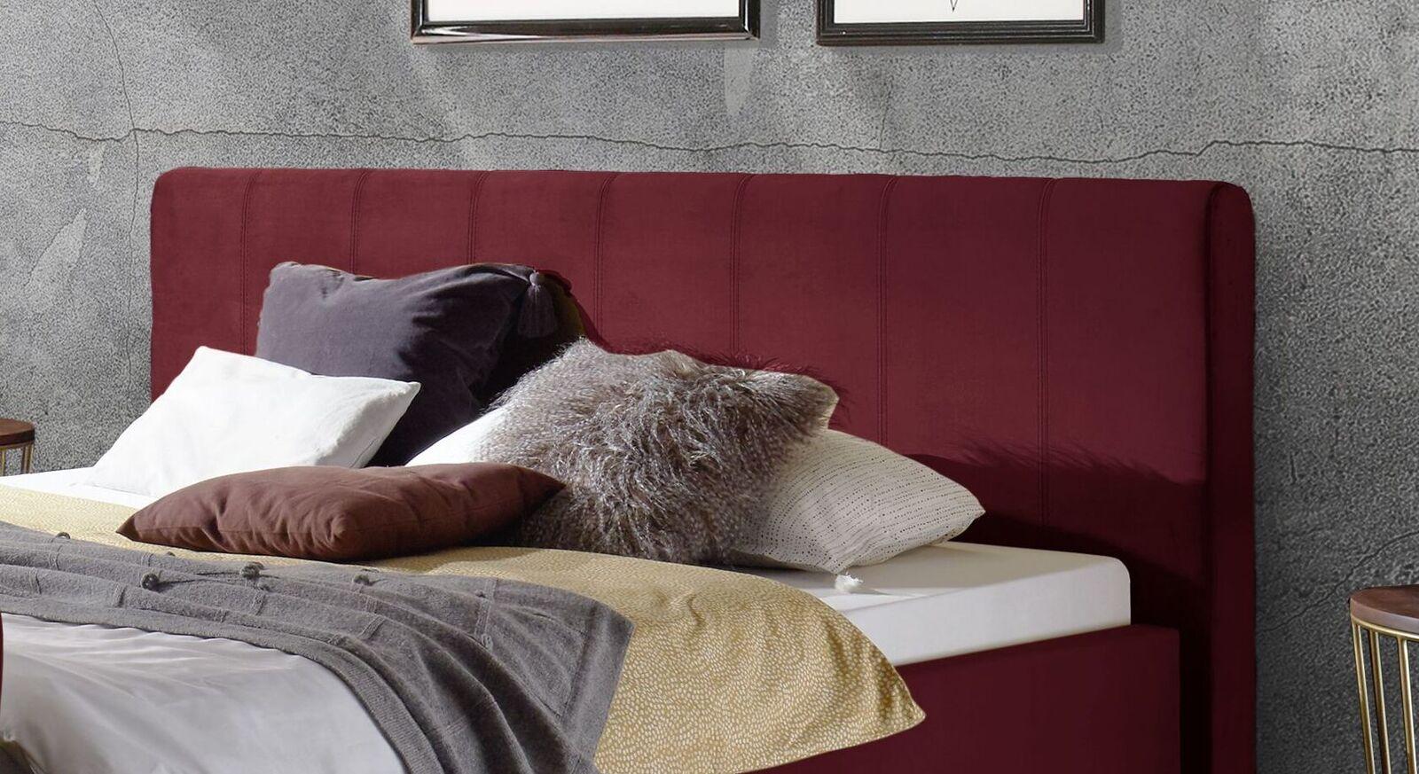 Bett Celica mit gepolstertem Kopfteil