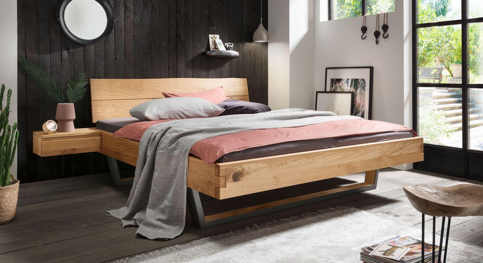 Passende Produkte für Bett Fillin aus Wildeiche