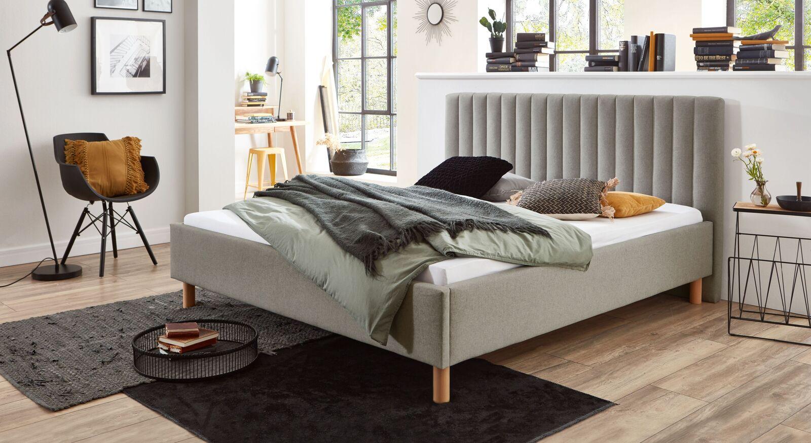 Bett Medana mit einem extravaganten Design