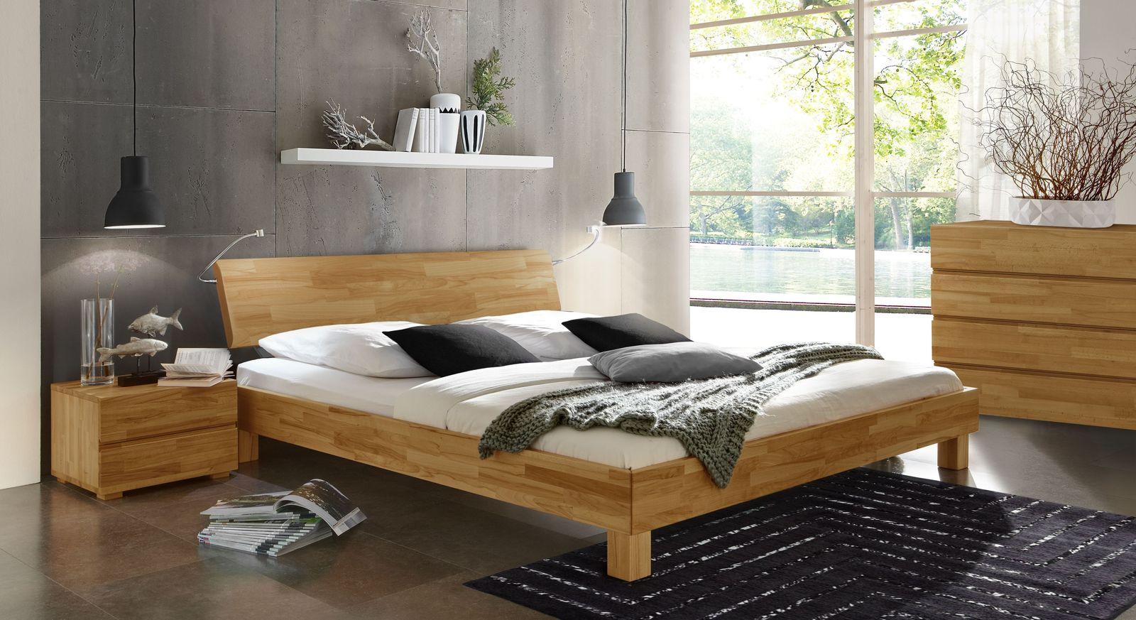 Bett Monza mit passenden Produkten