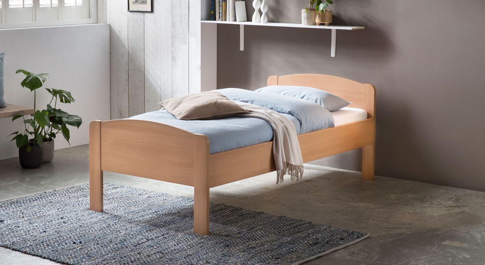 Bett San Martino in Komfort-Höhe