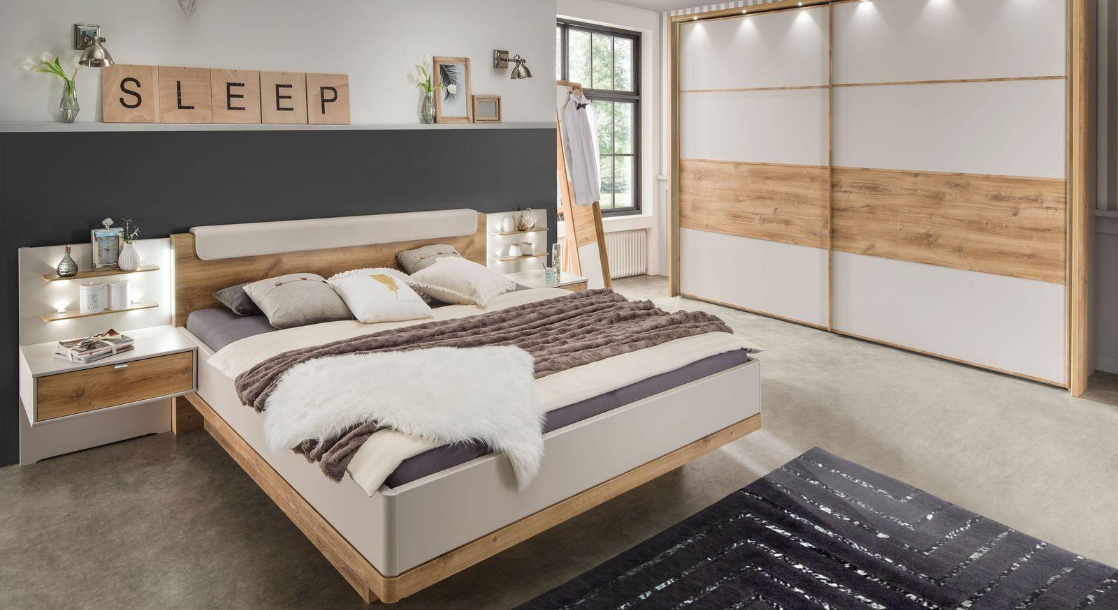 Bett Seabrook mit praktischem Bettkasten