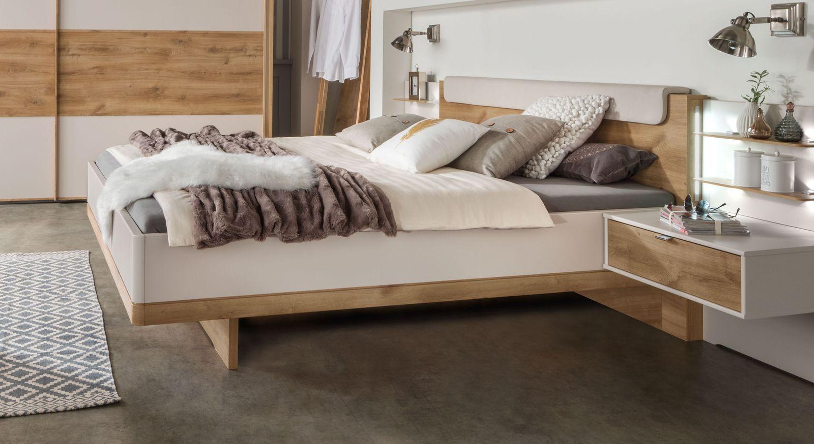 Bett Seabrook im stilvollem Design