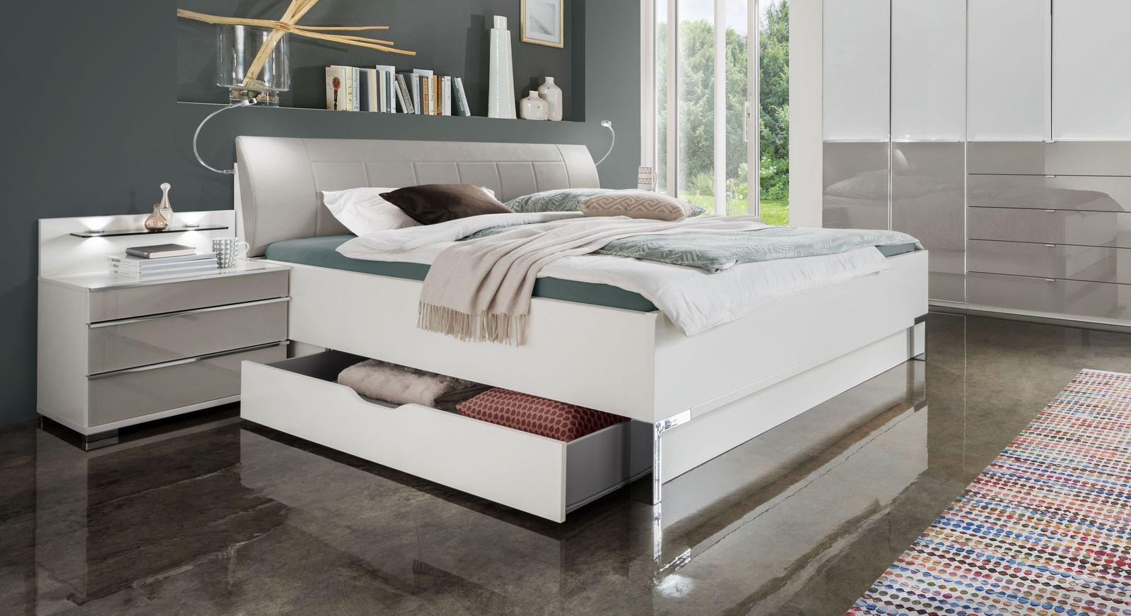 Bett Shanvalley optional mit praktischer Bettschublade