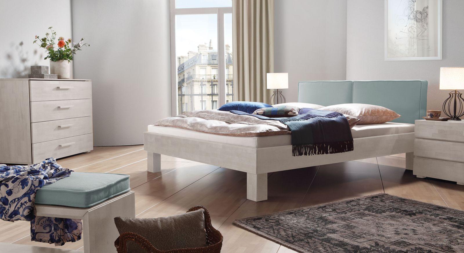 Wunderbar Bett Tiago Mit Passenden Schlafzimmer Möbeln
