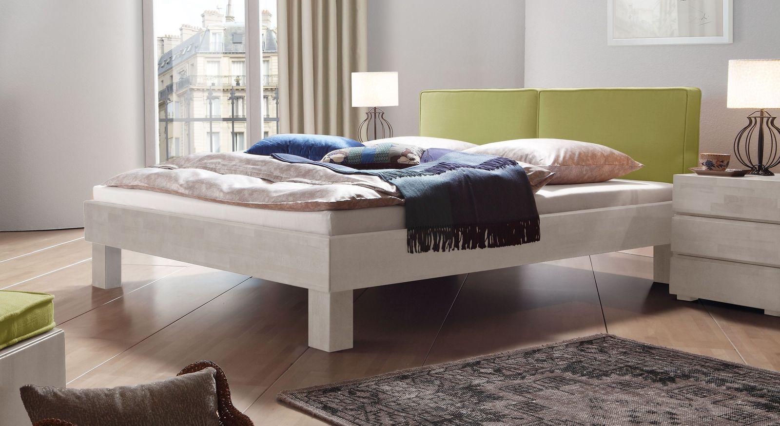Bett weiss 180x200 preisvergleich die besten angebote online kaufen - Modernes bett 180x200 ...
