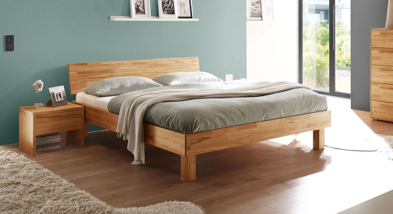 Bett Varion in klassischem Design