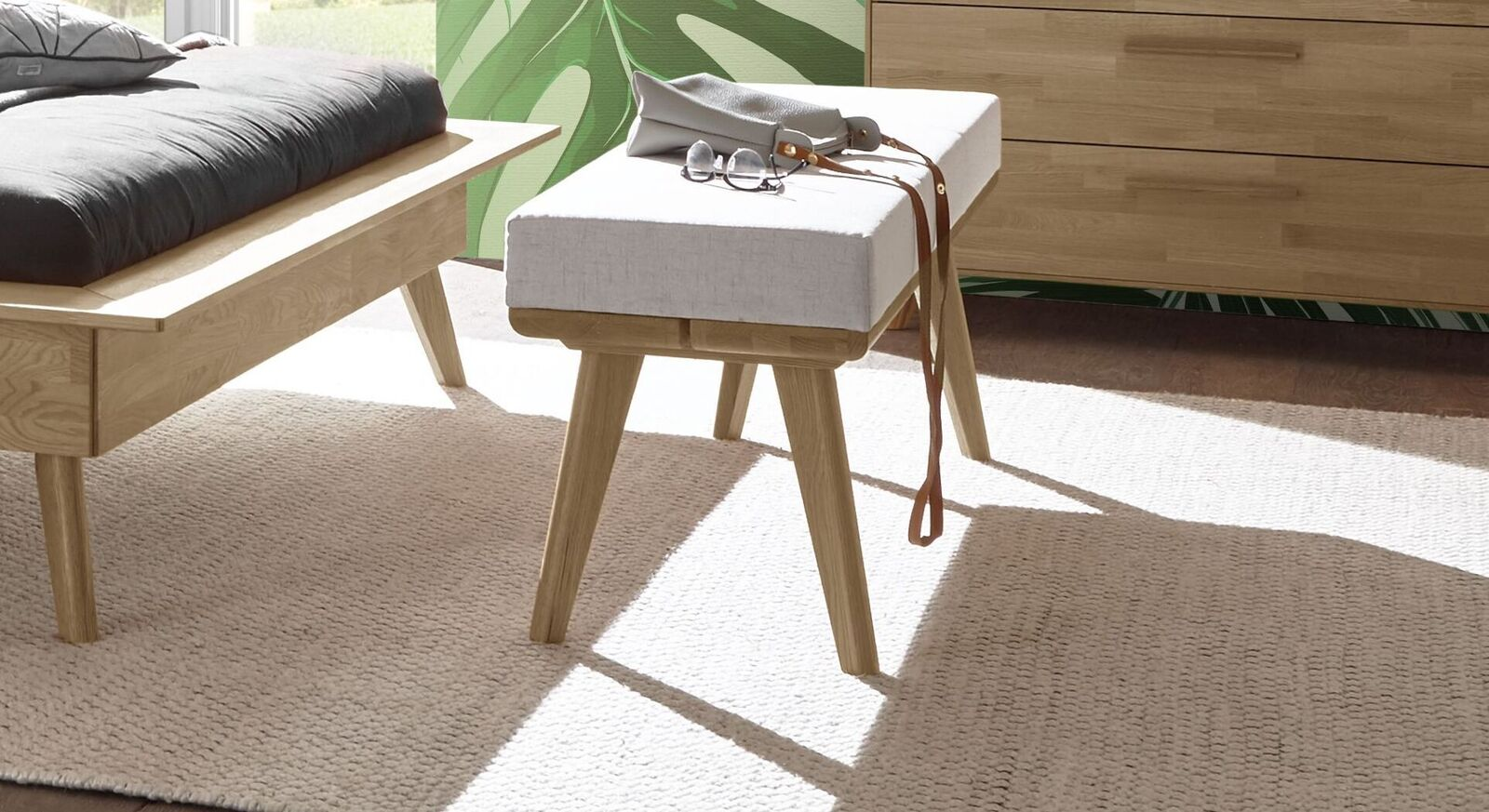 Bettbank Casevio im modernem Design