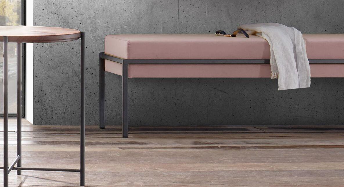 Bettbank Nocan in trendigem Design