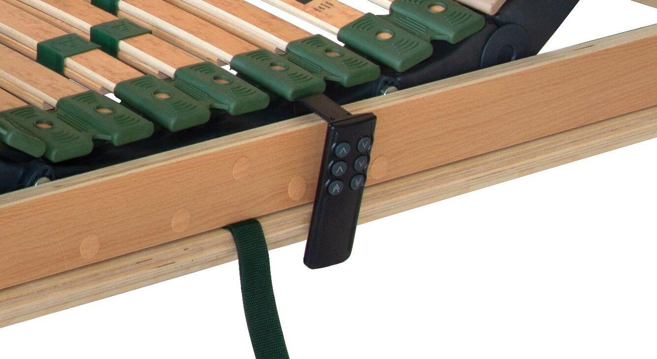 Bettkasten-Lattenrost youSleep Motor komfort inklusive Fernebdienung
