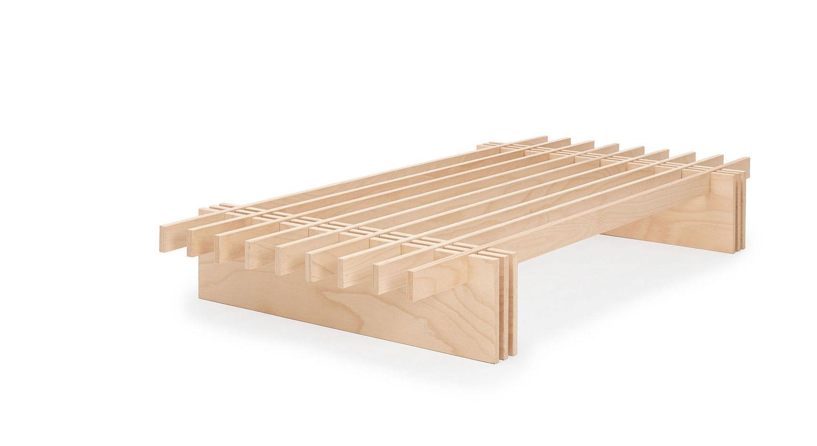 Bettsystem Tojo Parallel in Einzelbett-Größe