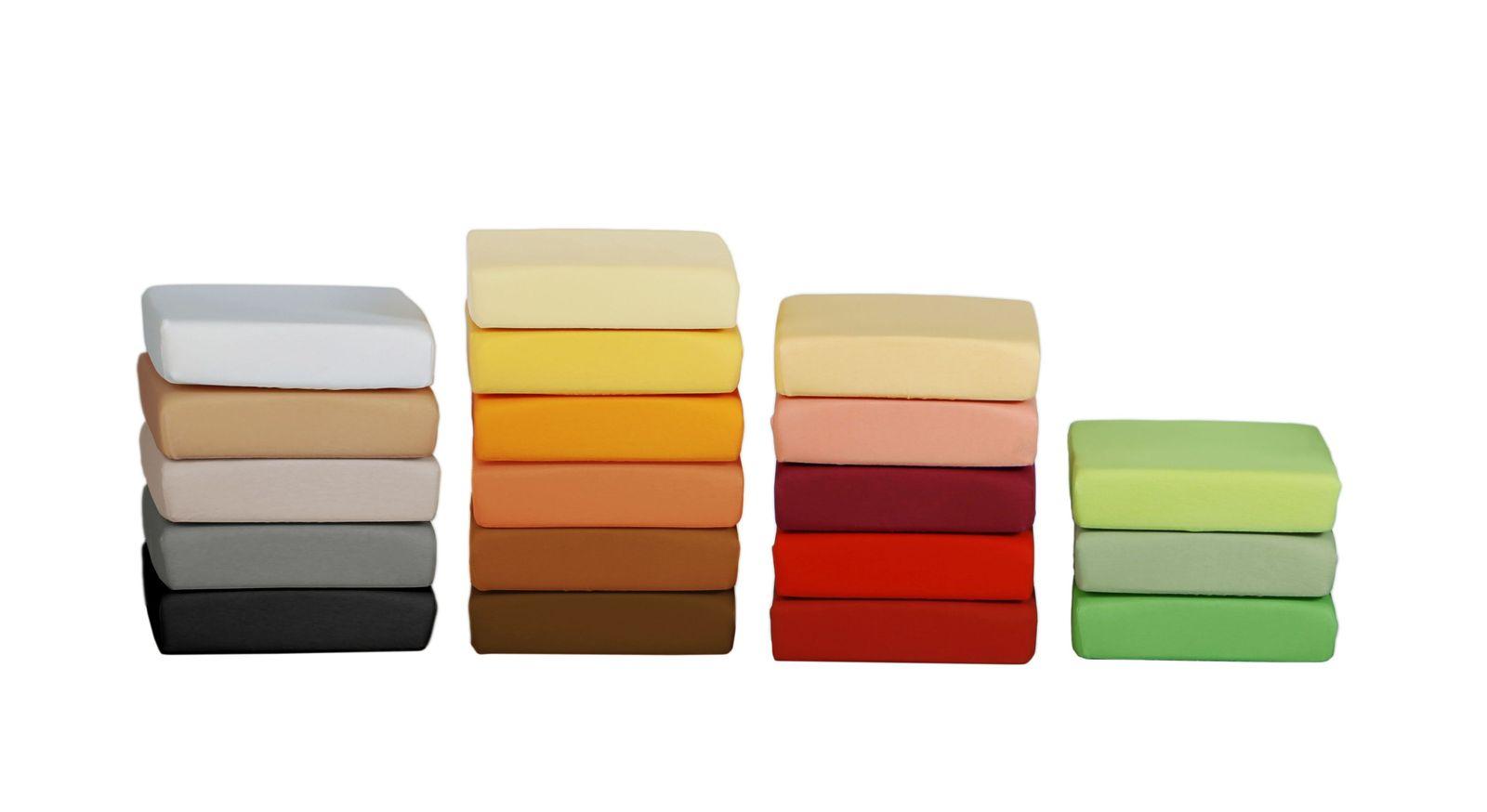 Boxspring-Spannbetttuch für Topper mit perfekter Passform