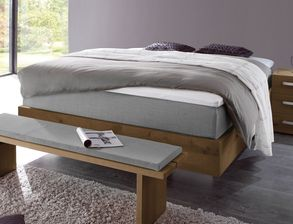 Boxspringliege Rubi mit luxuriösem Einlegesystem Kingston
