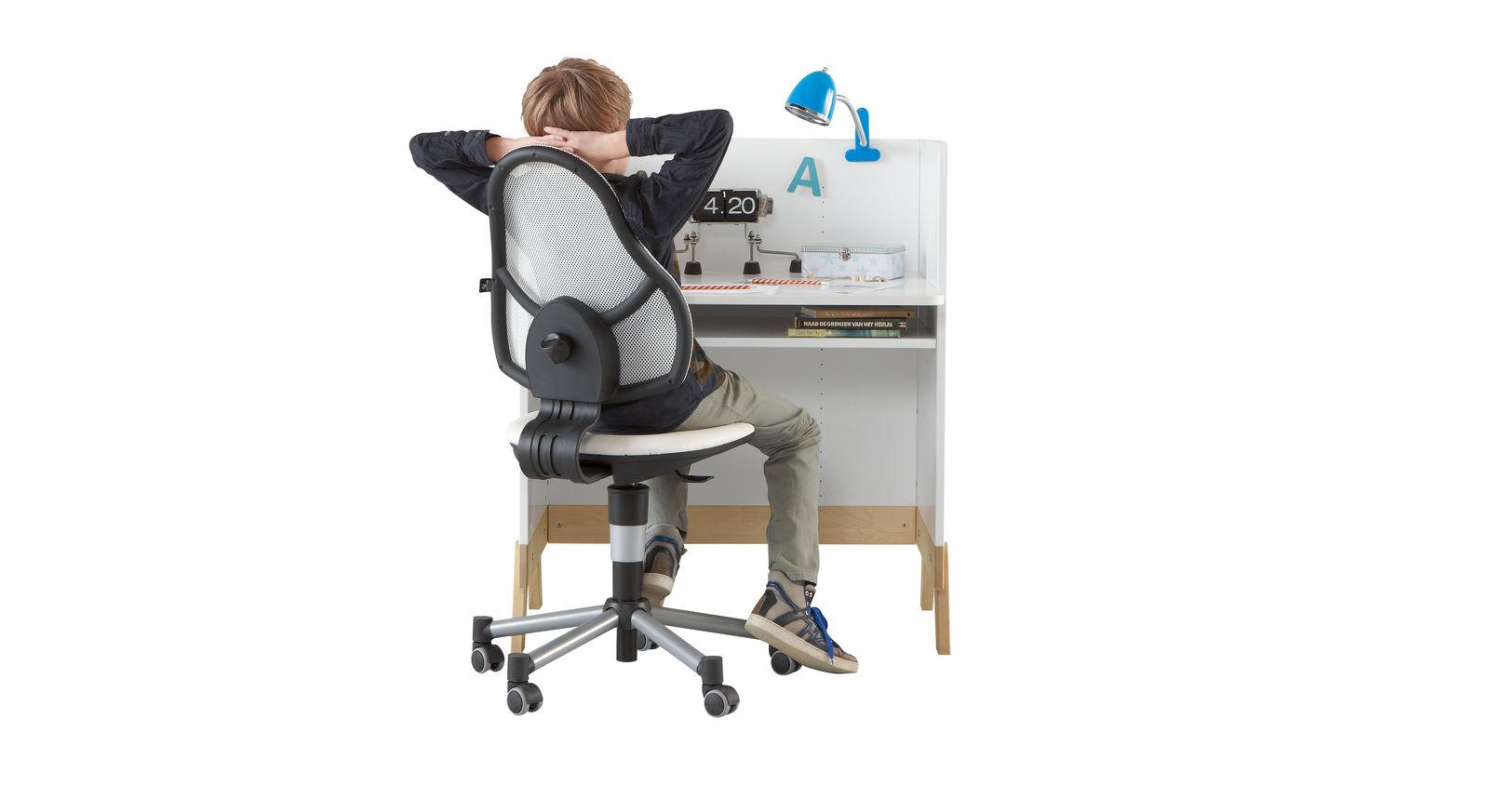 Stabiler Bürostuhl Original von LIFETIME