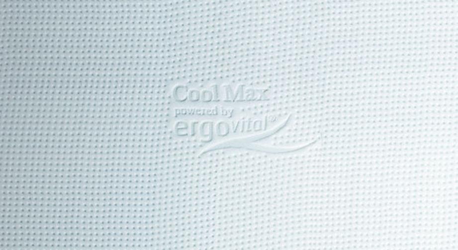 Der coolmax ergovital Matratzenbezug