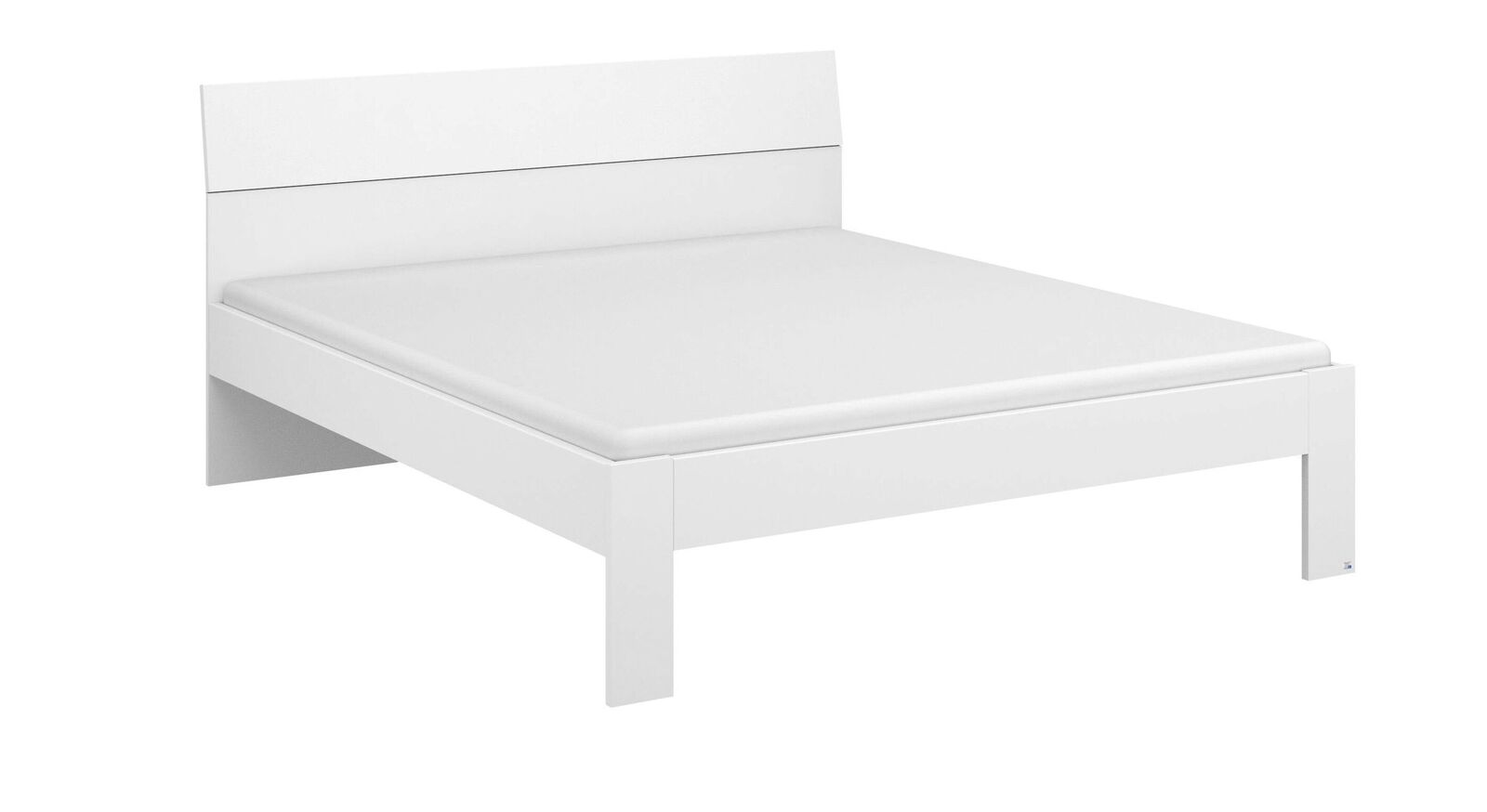 Doppelbett Leilani in schlichtem Design