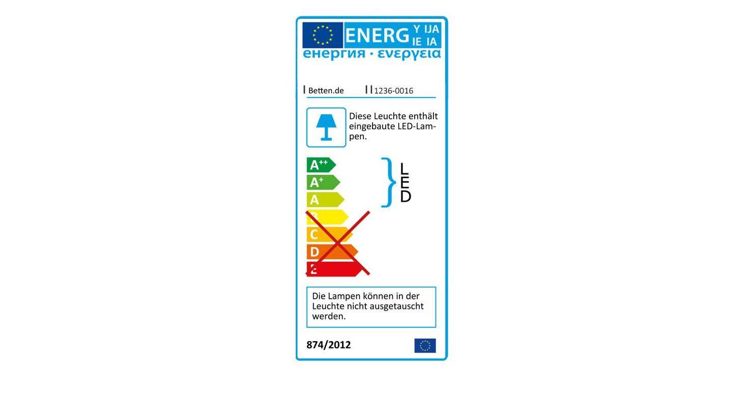 Energieverbrauch des Falttüren-Kleiderschranks Westville