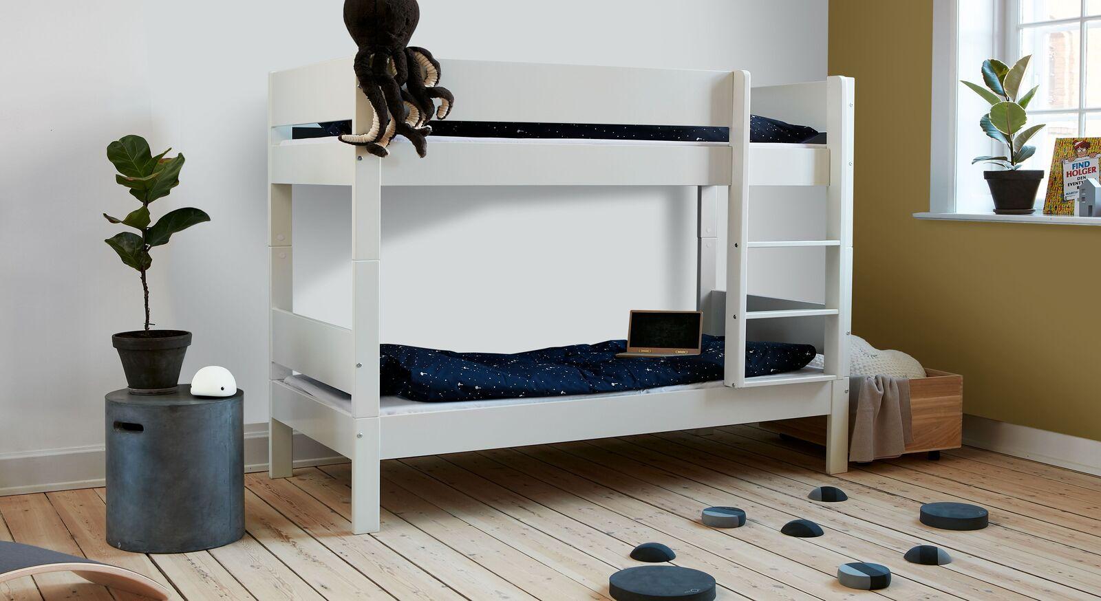 Praktisches Etagenbett fürs Kinderzimmer