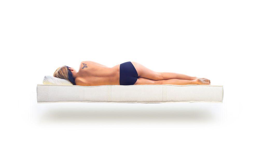 Federkern-Matratze Filum Basic für alle Schlafpositionen