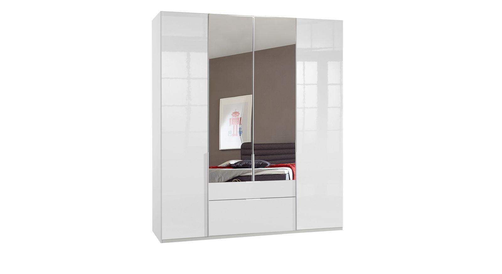 Funktions-Kleiderschrank Esperia optional mit Spiegel erhältlich