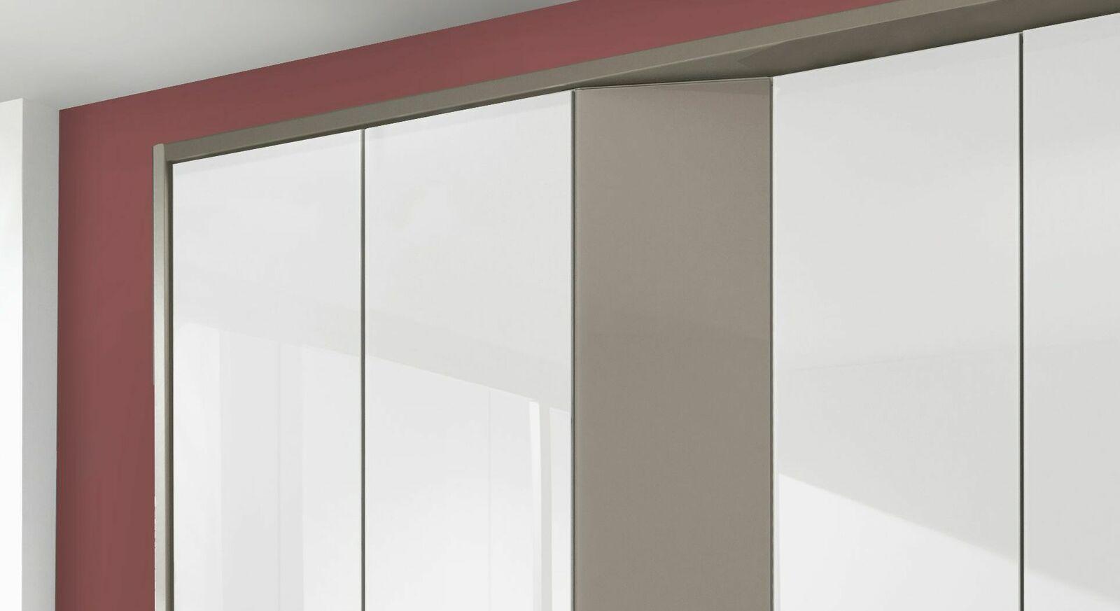 Trendiger Funktions-Kleiderschrank Evansville mit Supertiefe
