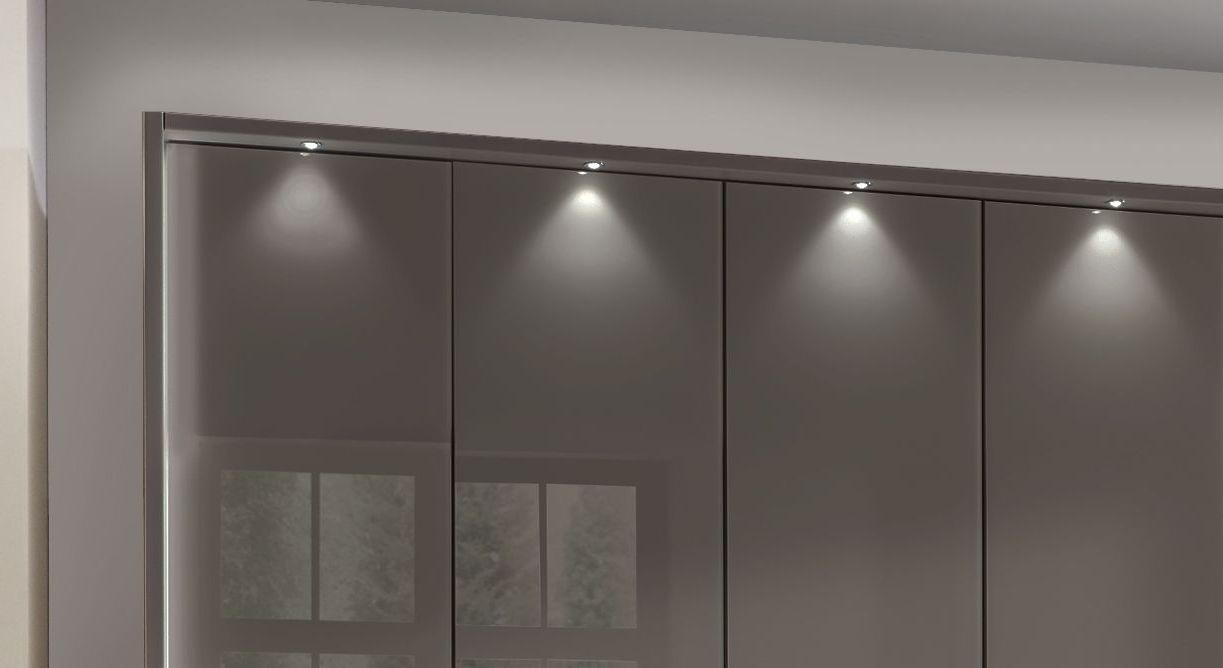 Funktions-Kleiderschrank Harrow optional mit sparsamer Beleuchtung
