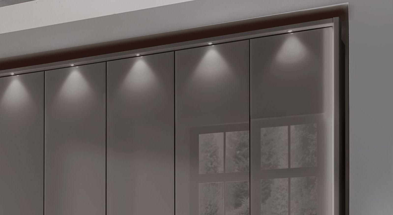Funktions-Kleiderschrank Southville mit praktischer Beleuchtung