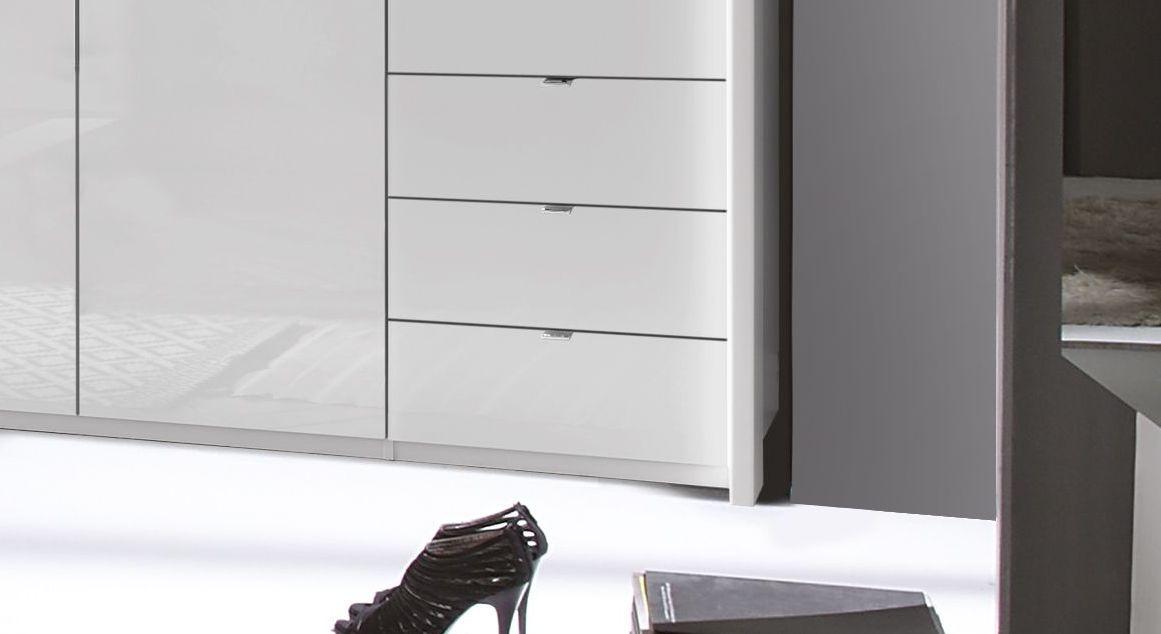 Funktions-Kleiderschrank Westville mit nützlichen Schubladen