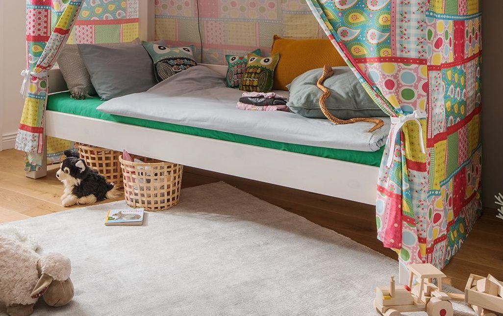 Himmelbett Kids Dreams mit 90x200 cm Liegefläche