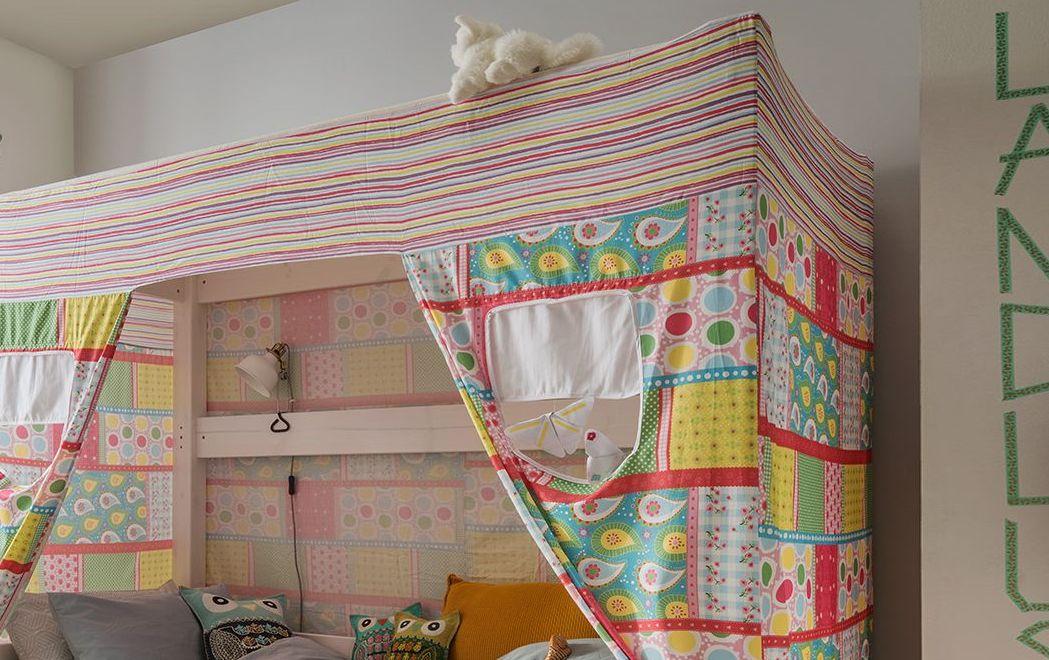 Himmelbett Kids Dreams mit robustem Himmelgestell