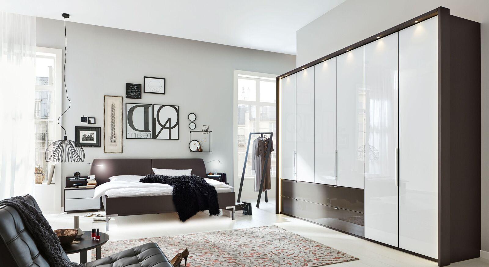 INTERLIVING Komplett-Schlafzimmer optional mit Beleuchtung