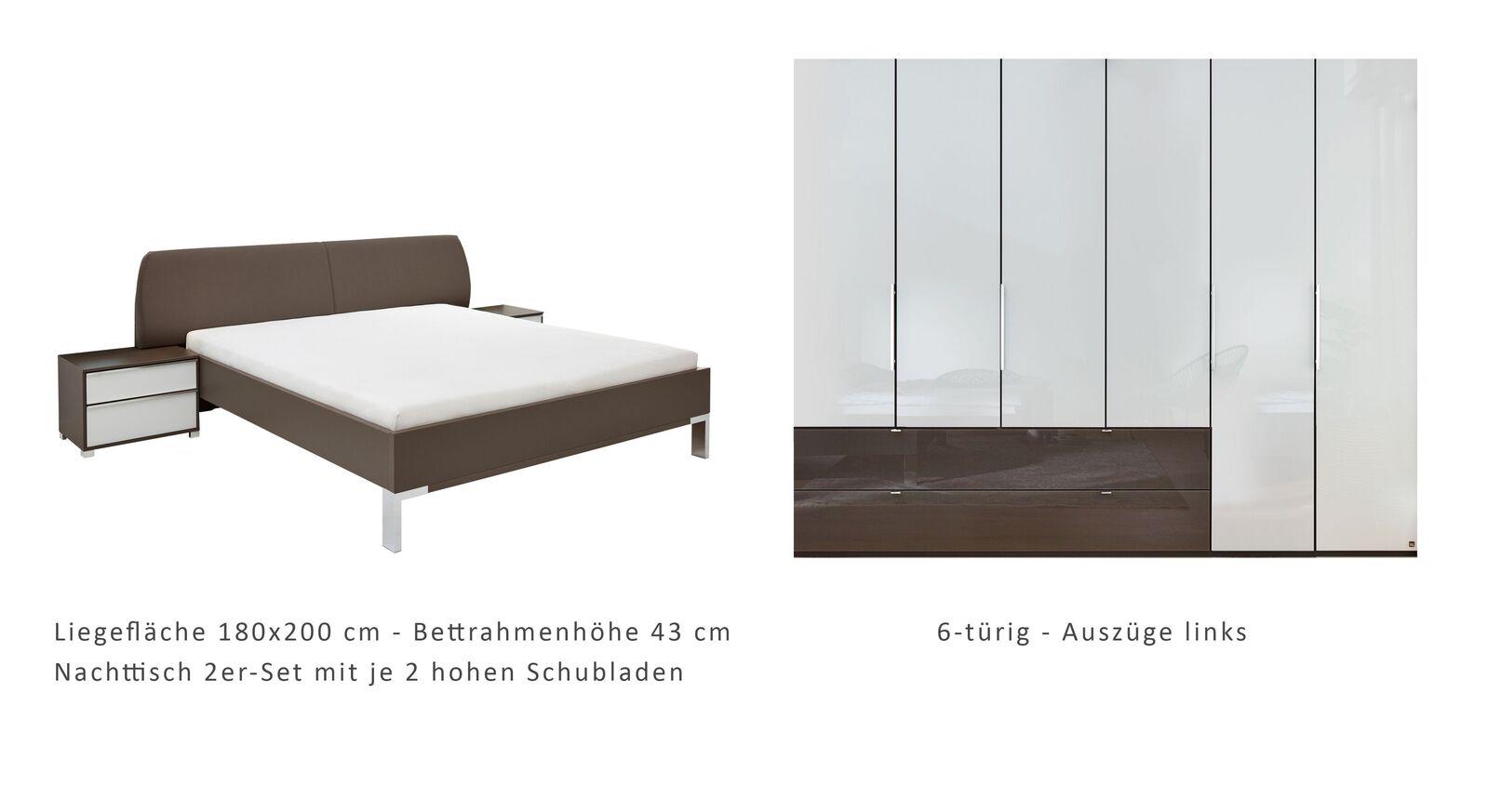 INTERLIVING Schlaftimmer 1006 Variante 02