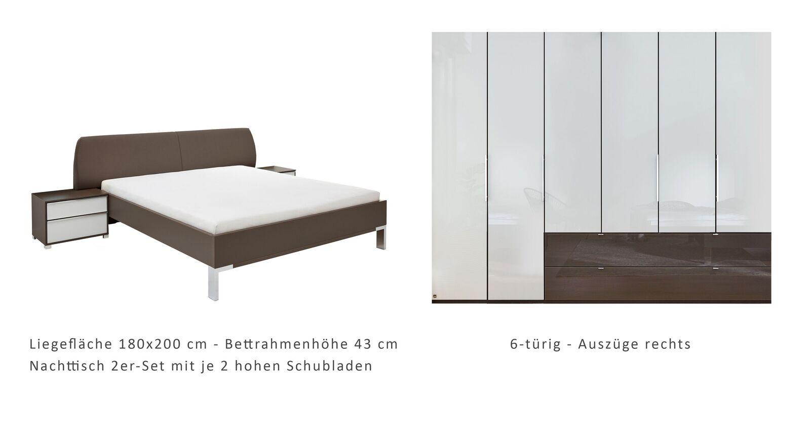INTERLIVING Schlaftimmer 1006 Variante 03