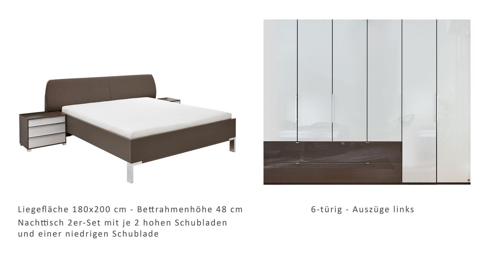 INTERLIVING Schlaftimmer 1006 Variante 05