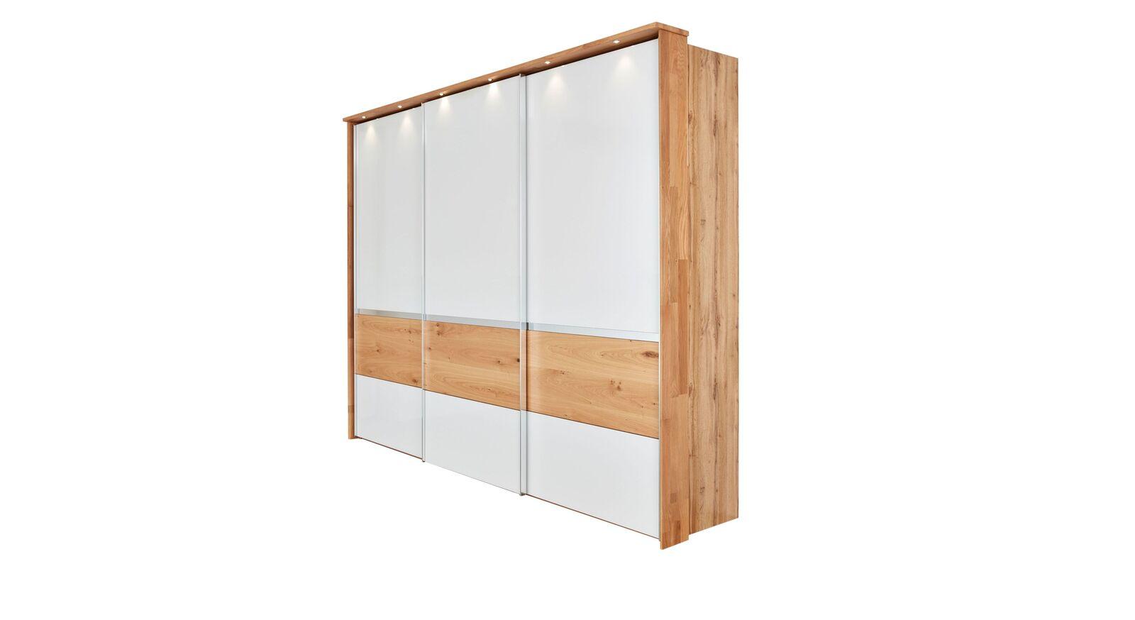 3-türiger INTERLIVING Schwebetüren-Kleiderschrank 1202 mit 3 großen Türen