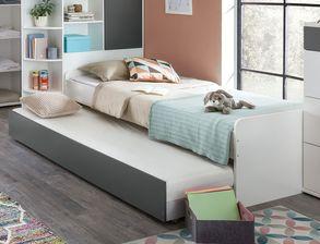 moderne jugendbetten 090x200 f r teenager. Black Bedroom Furniture Sets. Home Design Ideas