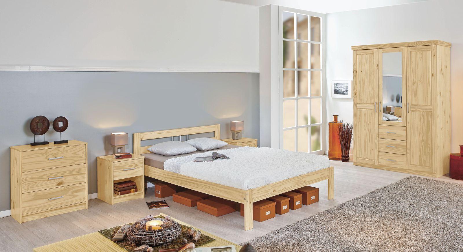 Preiswertes Jugend-Komplett-Schlafzimmer Bregenz