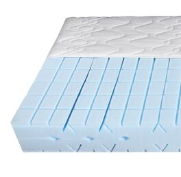 Kaltschaum-Matratze Fidelia aus hochwertigen Materialien