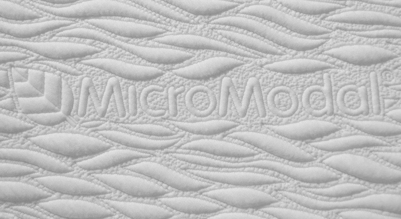 Kaltschaum-Matratze orthowell relax visco mit MicroModal Bezug
