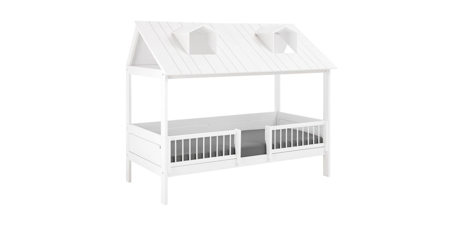 LIFETIME Kinderbett Ferienhaus 90x200 cm