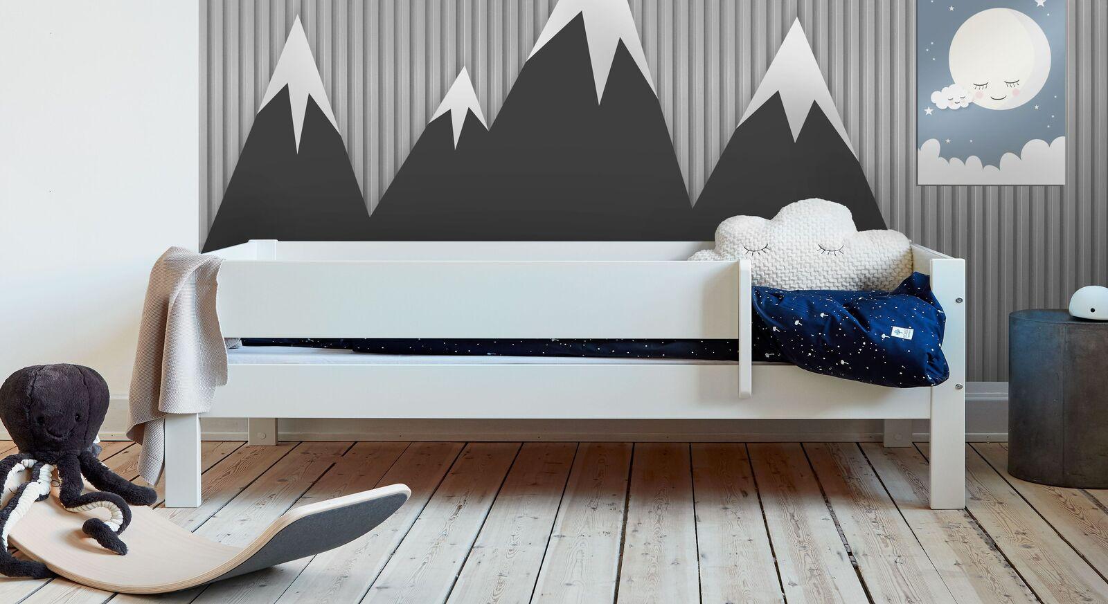 Kinderbett Tacora mit praktischer Absturzsicherung