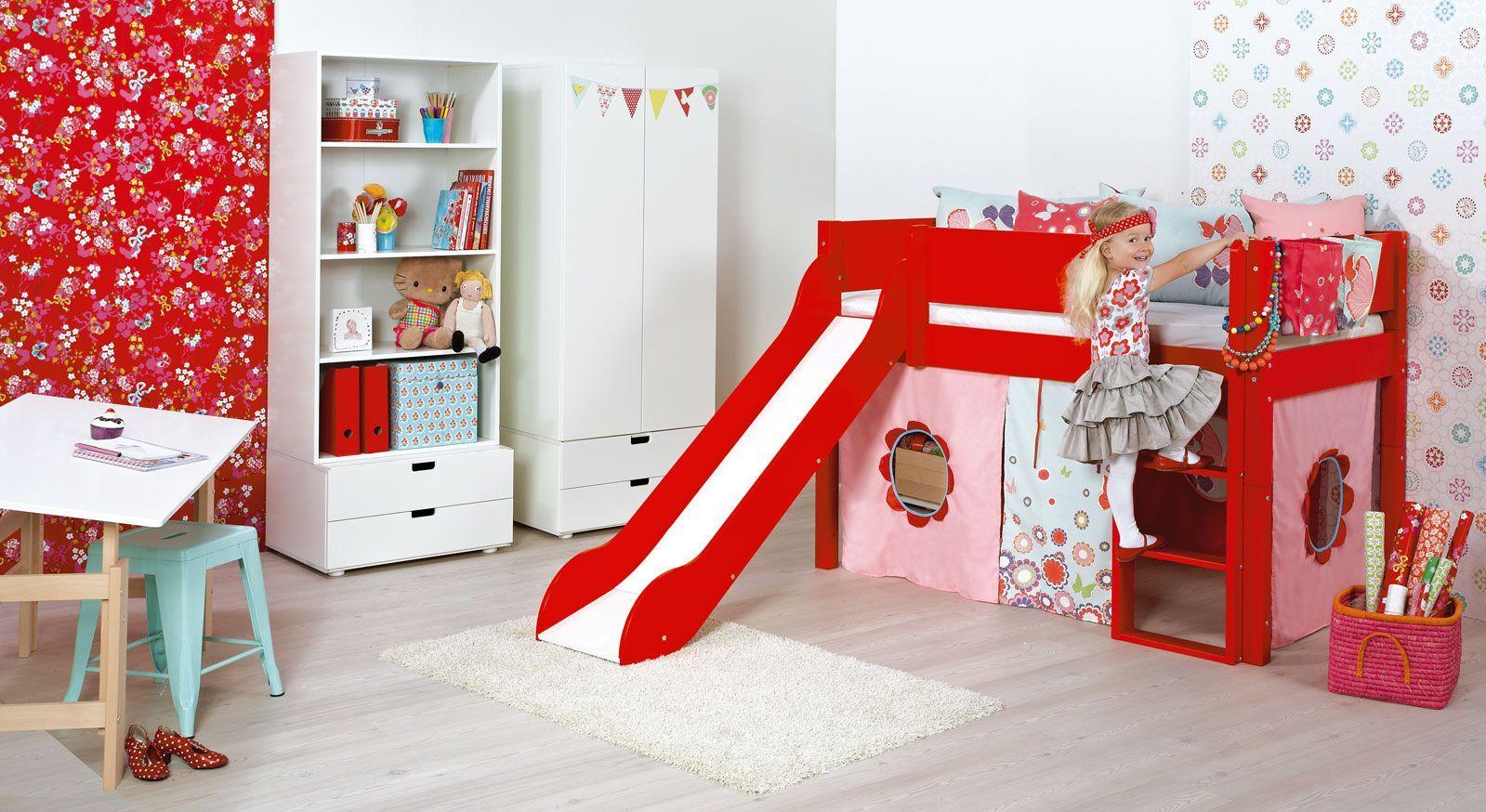 Kinderzimmer Kids Town Girls - ein Mädchentraum