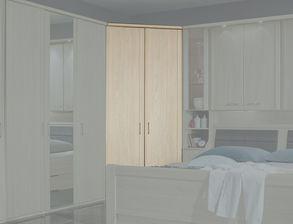 eckkleiderschr nke eckschr nke g nstig online kaufen. Black Bedroom Furniture Sets. Home Design Ideas