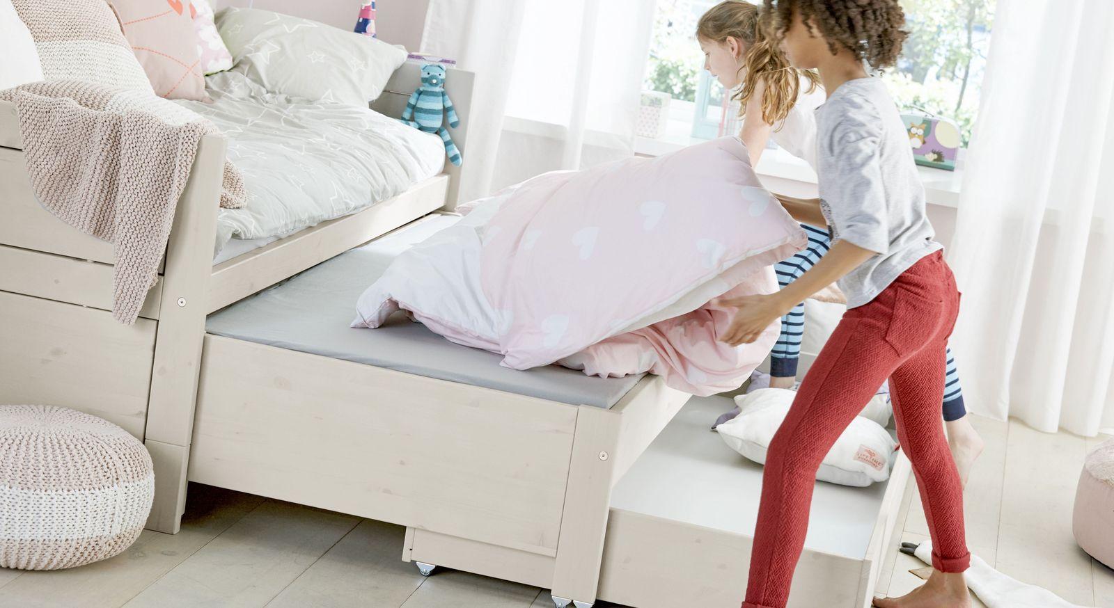 LIFETIME Kojen-Ausziehbett Original für kinderleichtes Ausziehen