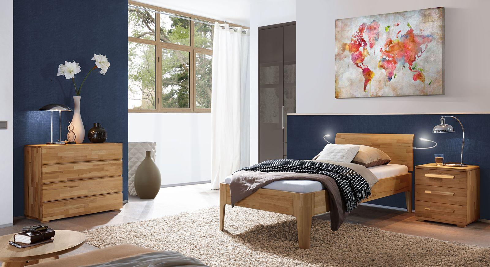 Passende Produkte zum Komfort-Einzelbett Baleira