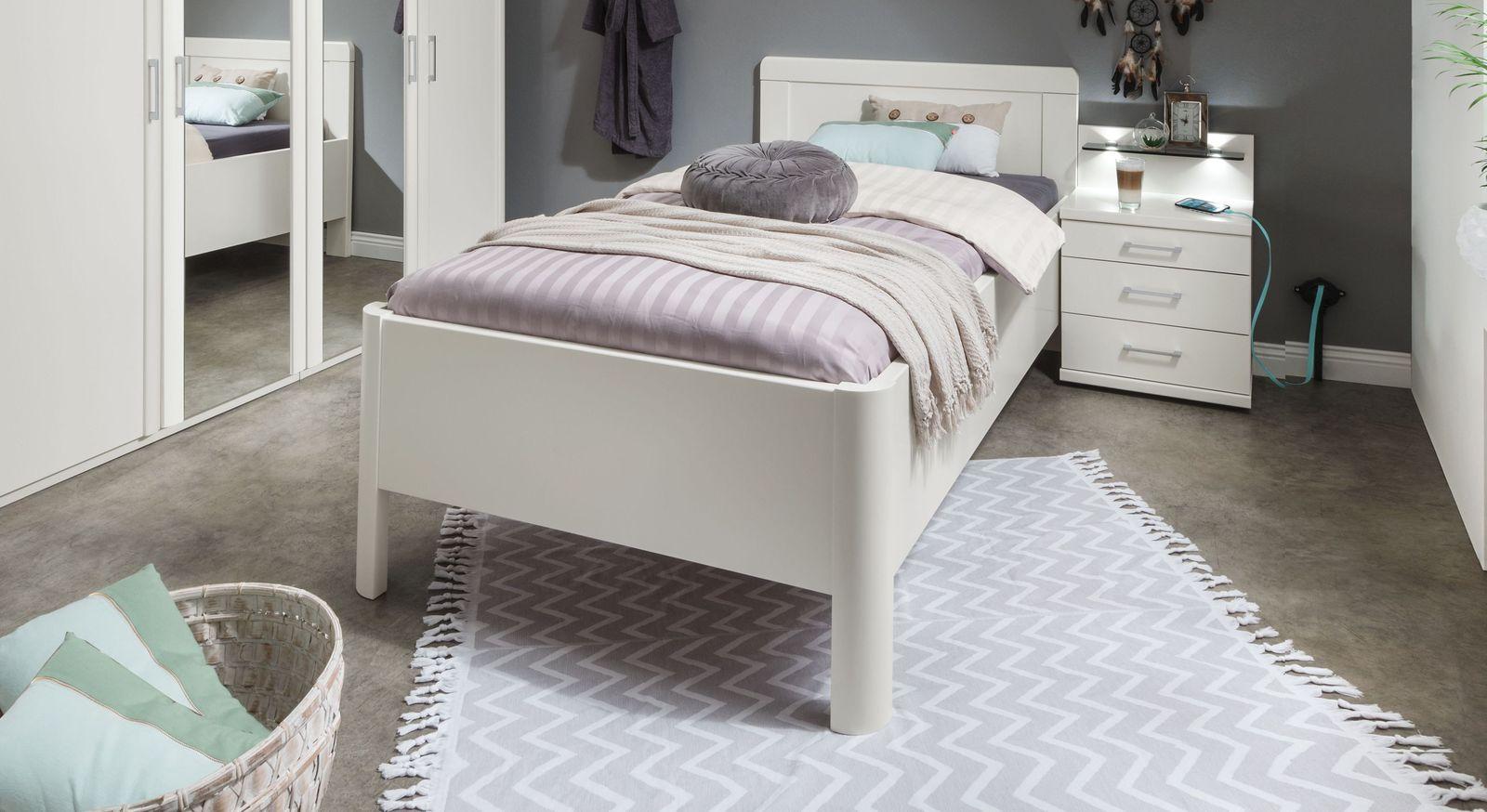 Komfortbett Cavallino im zeitlosen Design
